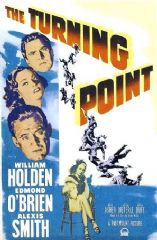 The Turning Point 1952 DVD - William Holden / Edmond O'Brien